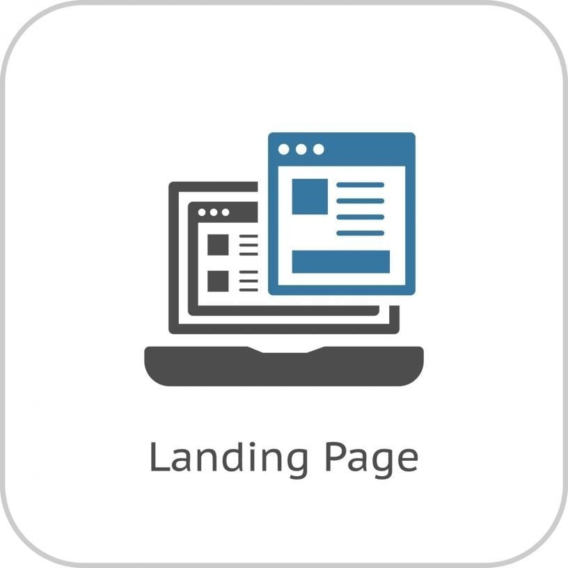 Landing oldal